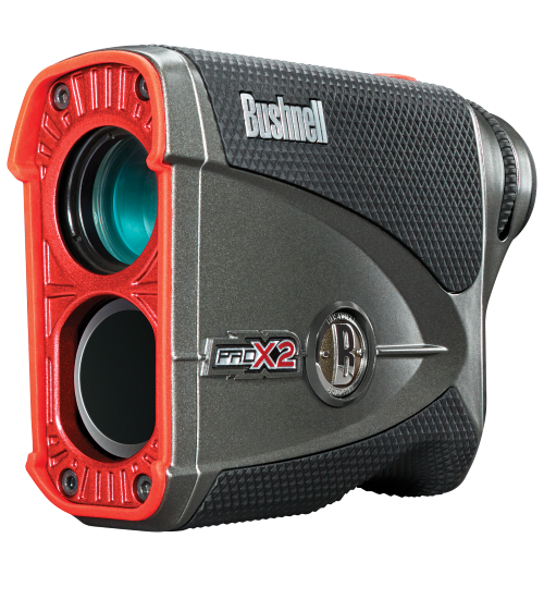 Bushnell Golf Hybrid Laser Rangefinder + GPS close up